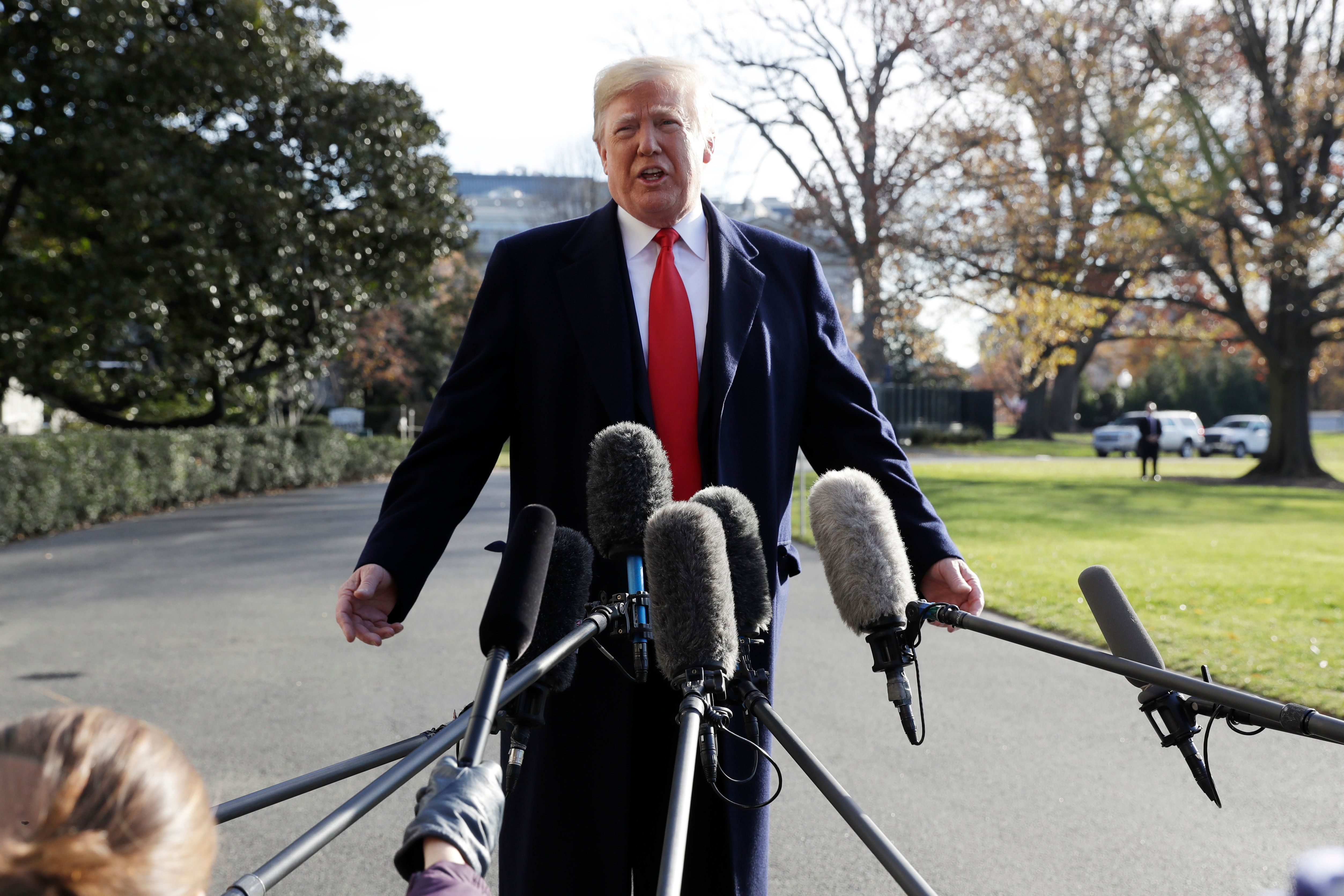 President Donald Trump announced Friday that he would nominate William Barr to be attorney general.