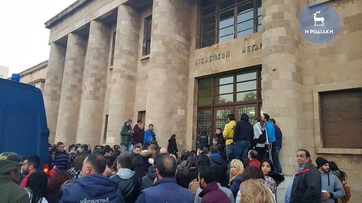 Προφυλακιστέοι οι δύο κατηγορούμενοι για τη δολοφονία της φοιτήτριας στη