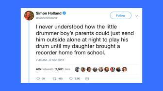 The funniest parenting tweets this week