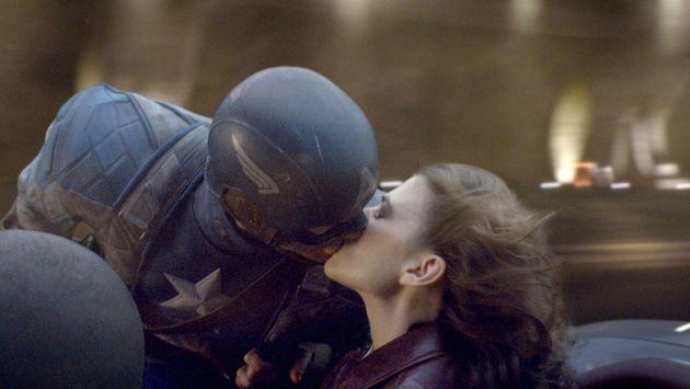 '어벤져스4'에서 캡틴 아메리카는 페기 카터와