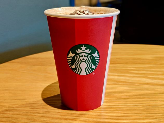 The 5 Best Holiday Drinks From U.S. Coffee Chains,