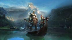 """""""God of War"""" élu meilleur jeu vidéo de"""
