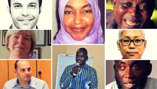 Diese 8 Menschen haben es sich zur Lebensaufgabe gemacht, für Frieden in ihrer Heimat zu