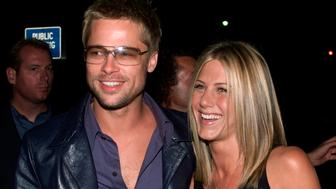Actors Brad Pitt and Jennifer Aniston have resolved their lawsuit