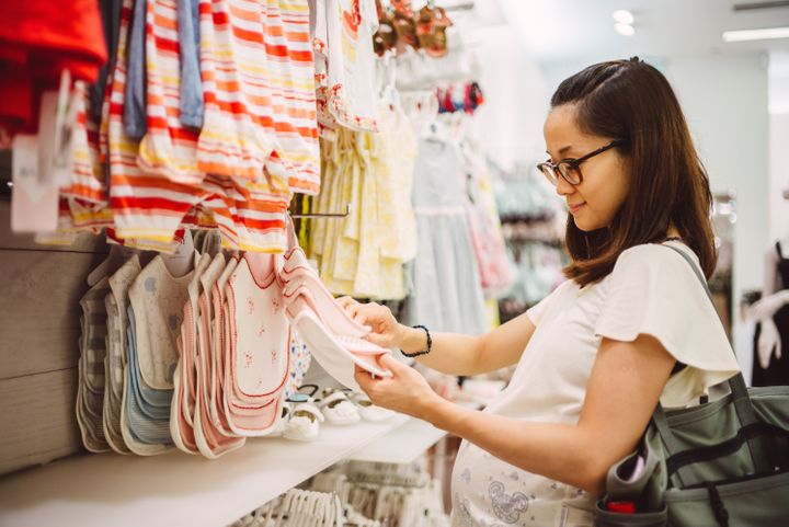 Children's boutiques may be appealing to new parents because expert salespeople can help guide them through the complex proce