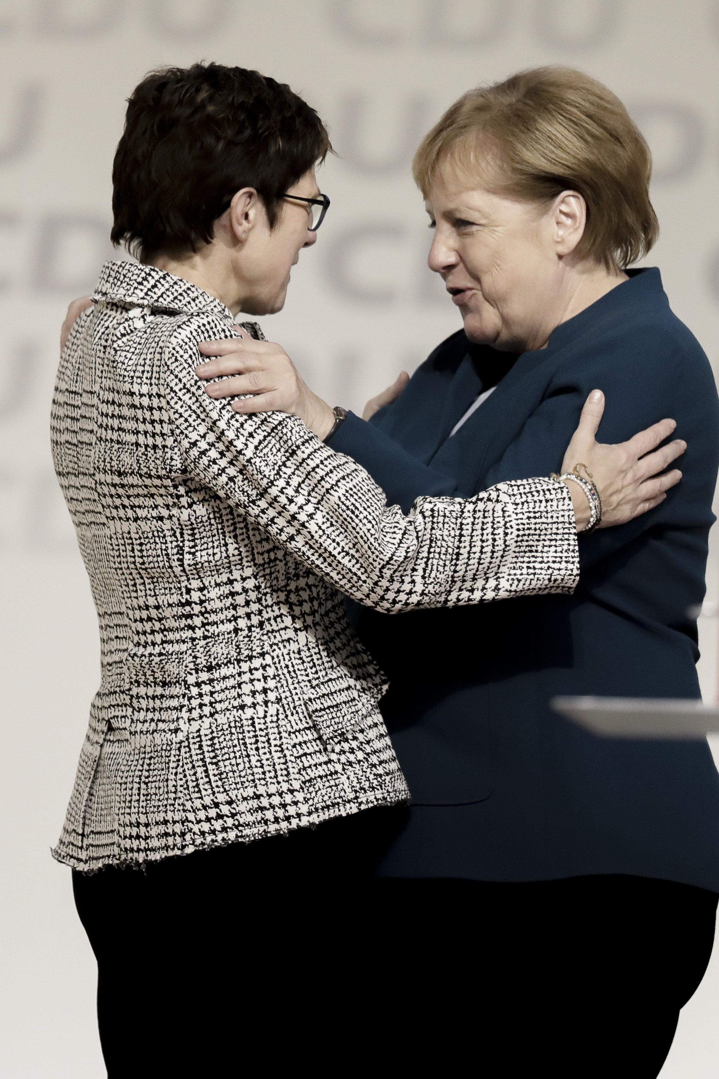 Wie zwei Frauen die alten, grauen Männer in der CDU geschlagen