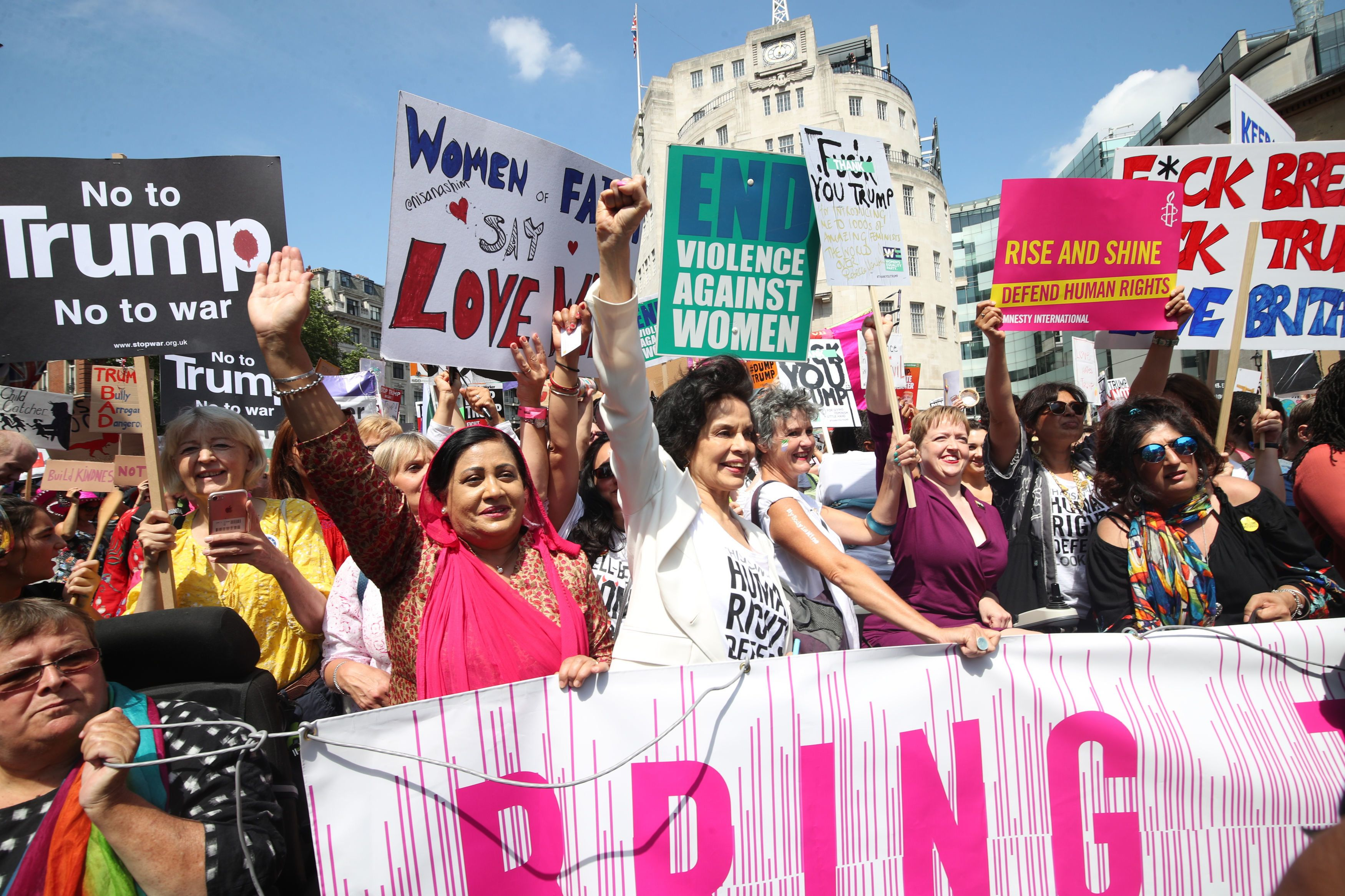 Austerity Leaving British Women 'In A Precarious Situation', Leading Charity