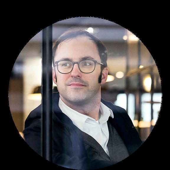 Lasse Rheingans hat in seiner Firma den 5-Stunden-Arbeitstag eingeführt.