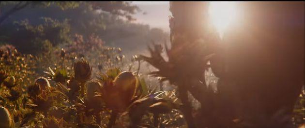 '어벤져스:엔드게임' 새 예고편을 본 타노스 배우 조쉬 브롤린의 짧고 굵은 한
