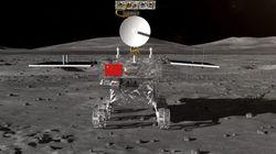 달의 뒷면에 착륙할 중국의 달 탐사선이