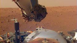 인사이트가 사상 첫 '화성의 소리'를 지구에