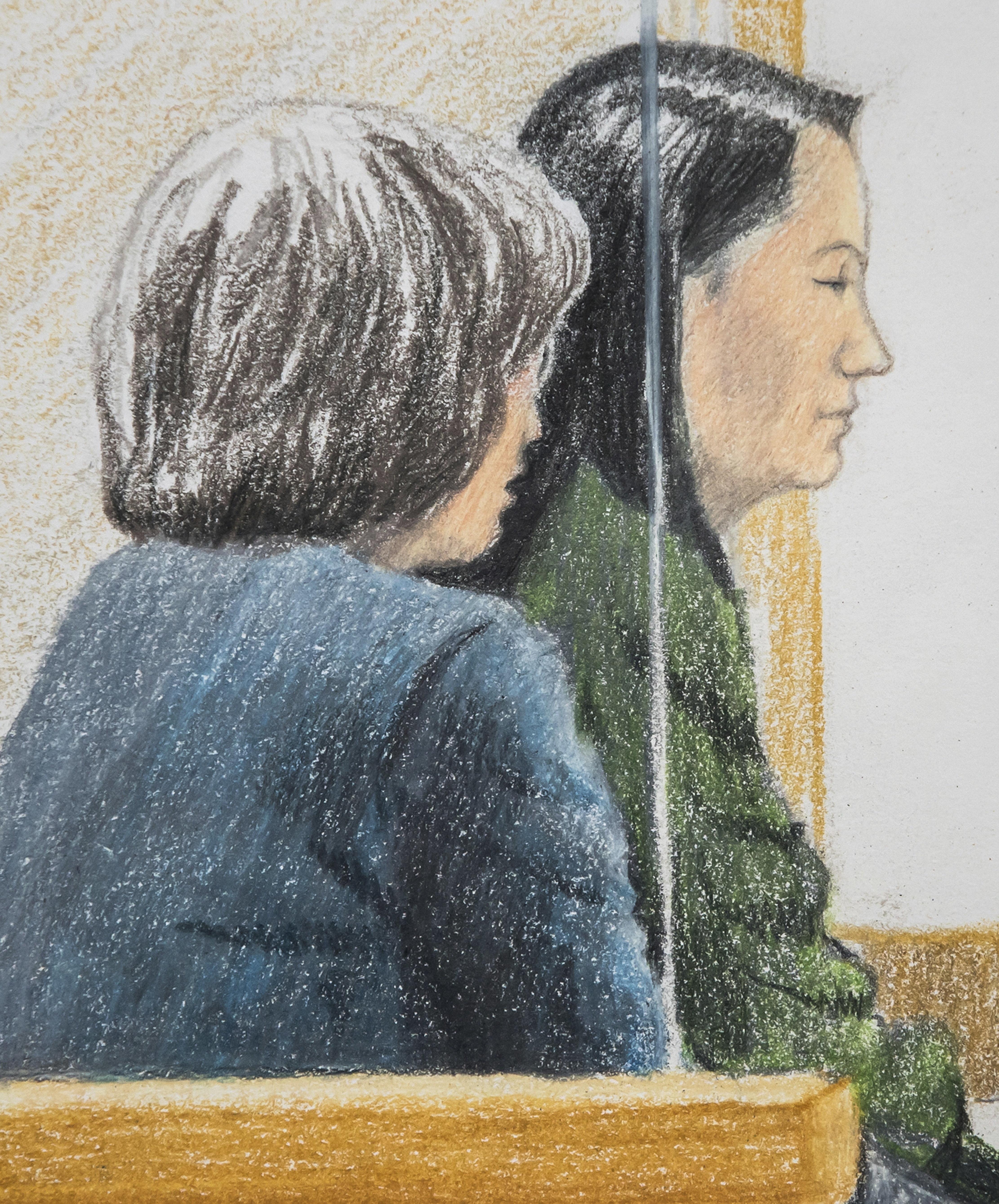 ΗΠΑ: Για απάτη με σκοπό είσοδο στην ιρανική αγορά κατηγορείται η Μενγκ Ουανγκτζού της