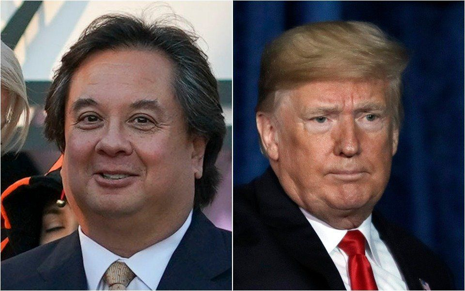 George Conway Fact-Checks Trump's 'Totally Clears The President'