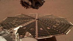 Έτσι ακούγεται ο άνεμος στον Άρη: Ηχογράφηση από το InSight της