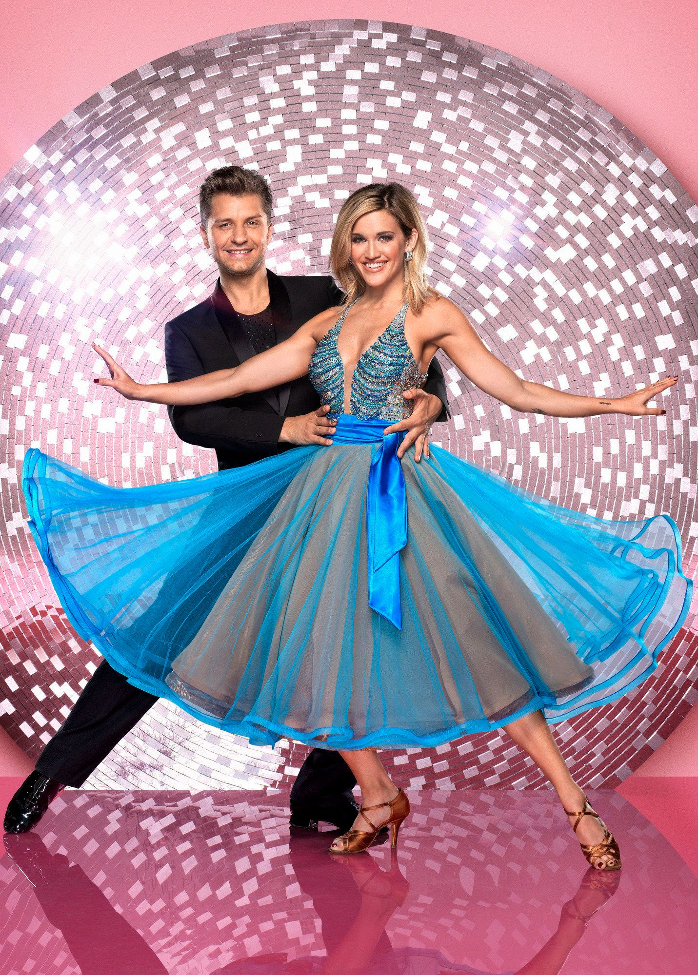'Strictly' pro Pasha Kovalev and Ashley