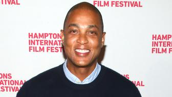 EAST HAMPTON, NY - OCTOBER 06:  CNN's anchor Don Lemon attends the red carpet for 'The Panama Papers' at UA East Hampton Cinema 6 during Hamptons International Film Festival 2018 - Day Three on October 6, 2018 in East Hampton, New York.  (Photo by Astrid Stawiarz/Getty Images for Hamptons International Film Festival)
