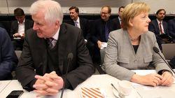 Merkel um den Hals gefallen: Seehofer berichtet vom