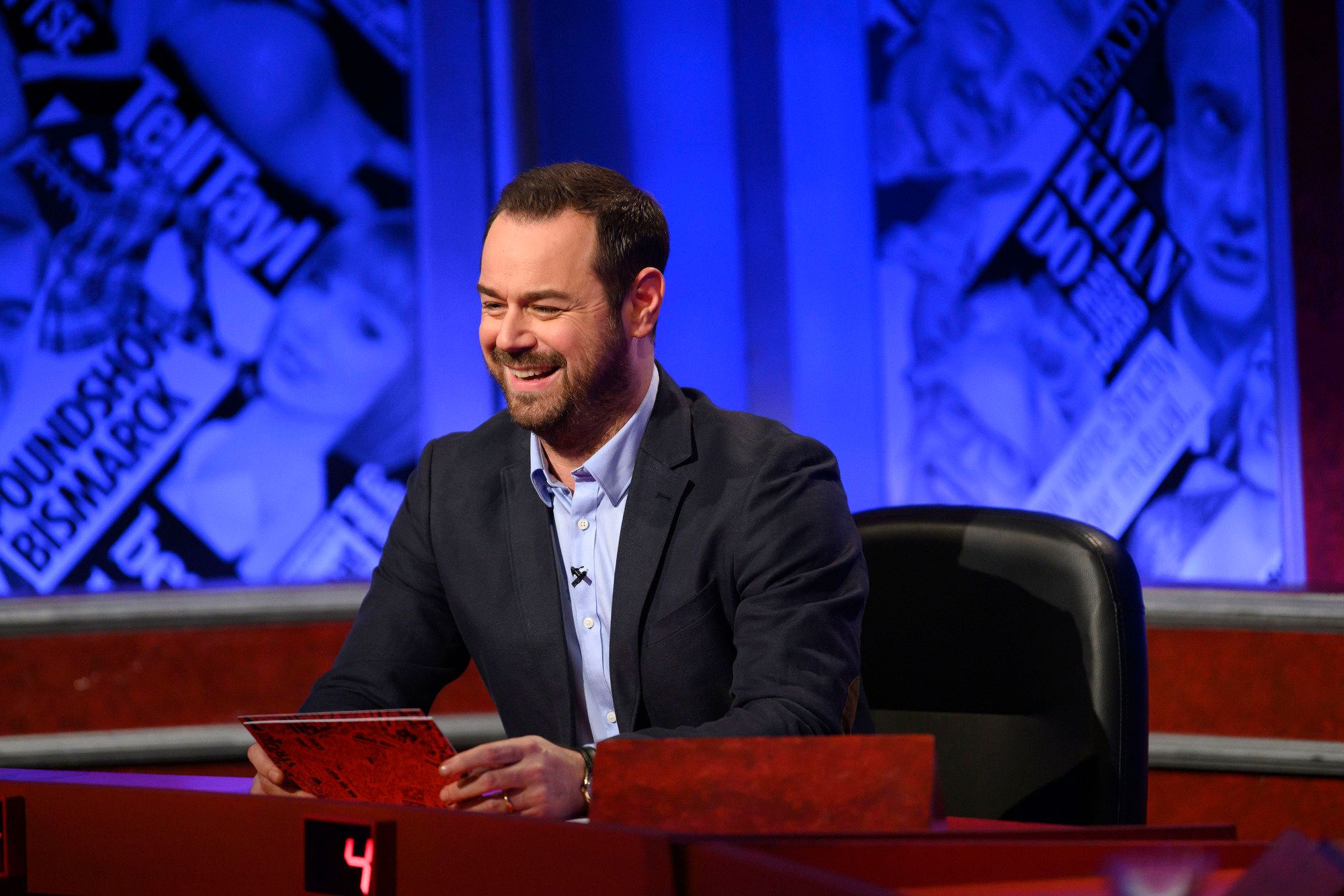 Danny Dyer's 'Have I Got News For You' Stint Really Divided
