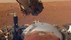 Mars-Tonaufnahmen: Nasa gelingt es zufällig, erste Geräusche