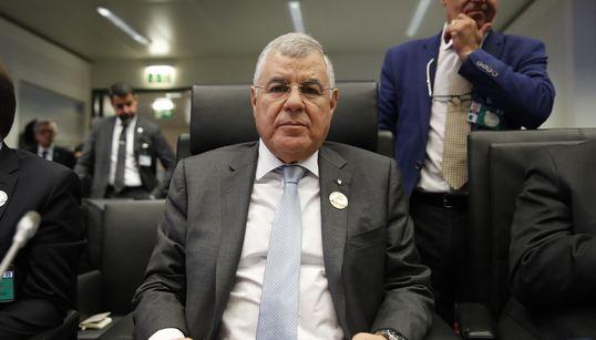 Guitouni élu vice-président de l'Opep à compter du 1er janvier