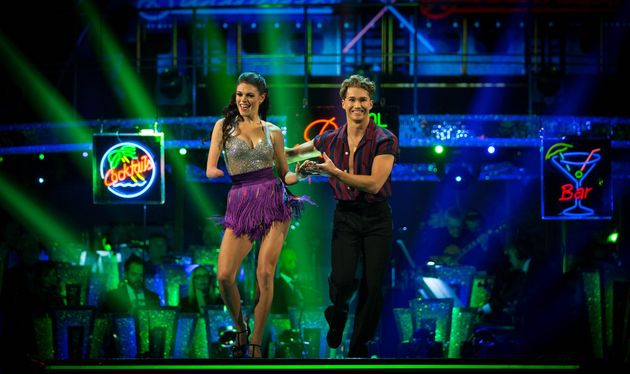 Lauren and AJ will be dancing the Tango on