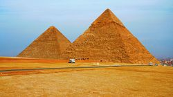 Egypt Authorities Investigate X-Rated Photos On Top Of Great