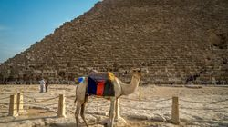 Ζευγάρι φωτογραφήθηκε γυμνό στην Πυραμίδα του