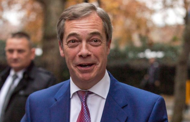Nigel Farage has hinted at a return to frontline politics if Brexit is delayed.