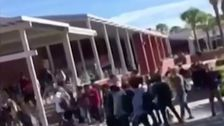 School's Active Shooter Drill Sparks Controversy Over Chaos, Panic That Followed