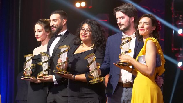 Les cinq gagnants de la 17 édition du Festival international du film de