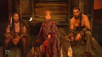 Joason Momoa reprises Khal Drogo role