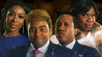 "Spoof ""Empire"" features a black Trump family."