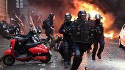 Τραυματισμένοι δημοσιογράφοι στη Γαλλία. Αστυνομικός χτύπησε φωτορεπόρτερ και μετά του ζήτησε