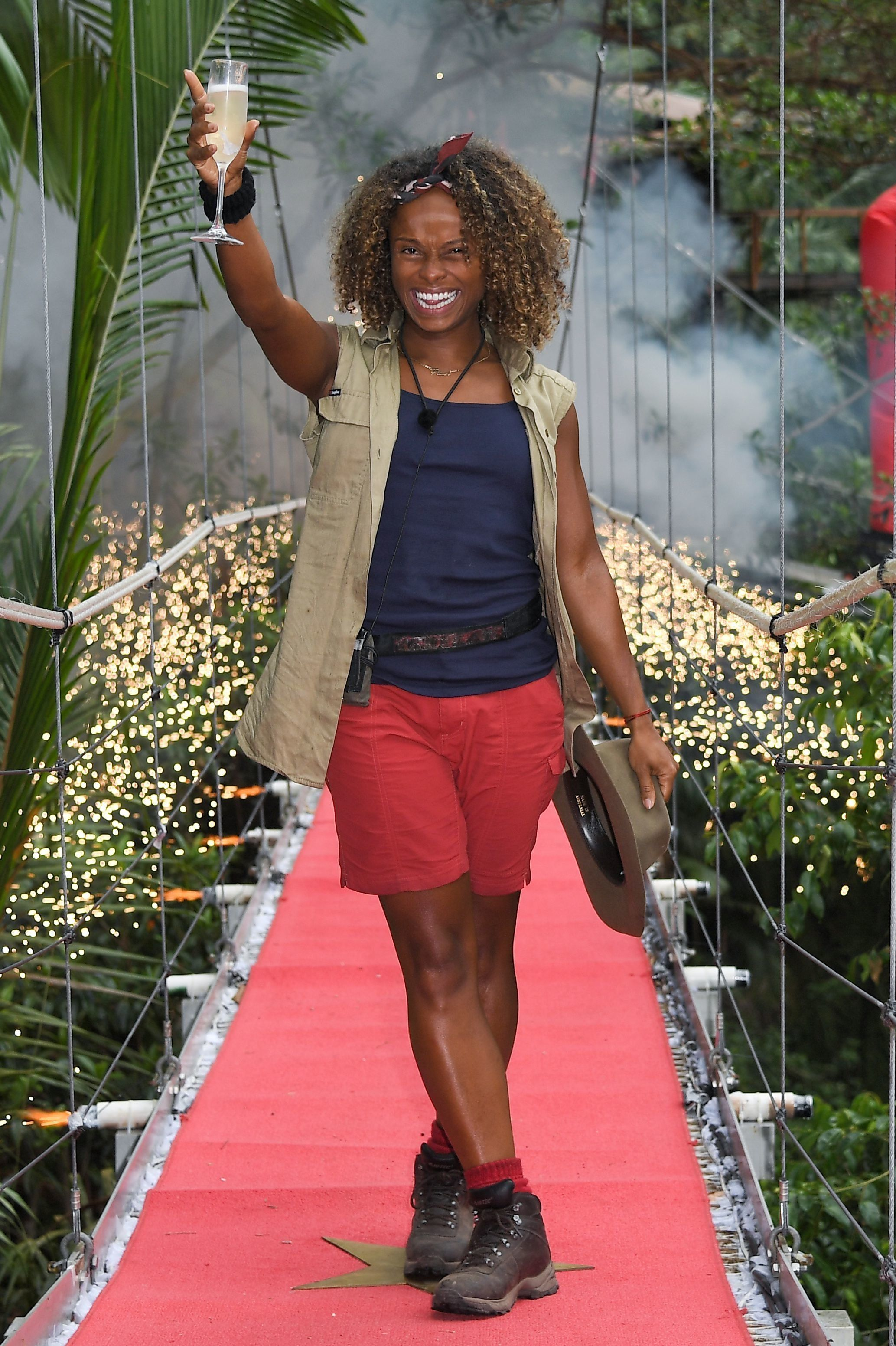 This Year's 'I'm A Celebrity' Finalists Revealed, As Fleur East Is
