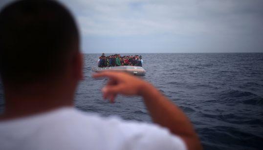 La marine royale porte assistance à 72 candidats à la migration
