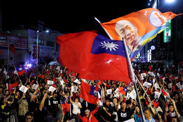 불확실한 미래에 대한 분노 : 대만 지방선거 결과를