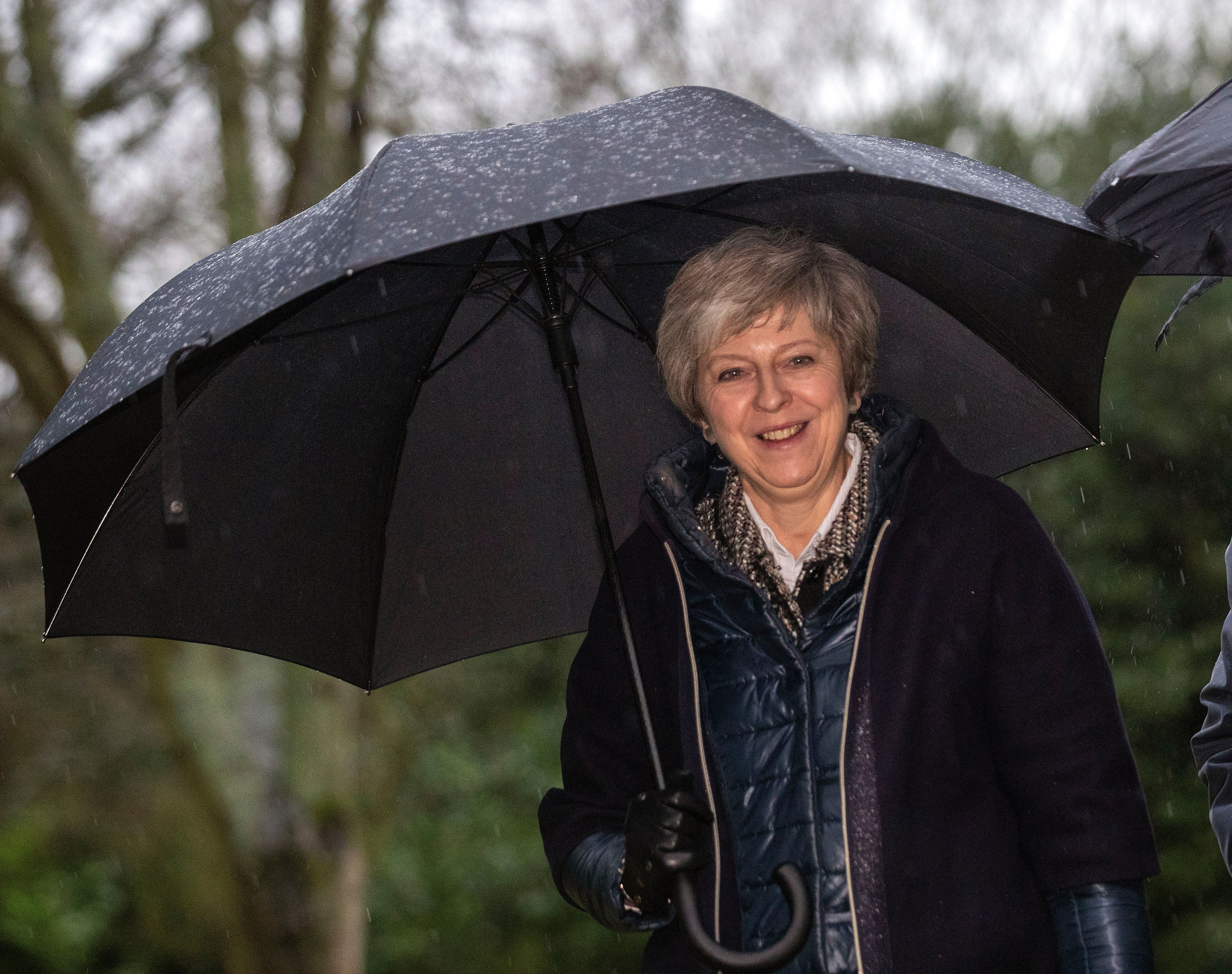 Brexit Committee Savages Theresa May's Deal In Yet Another Blow For