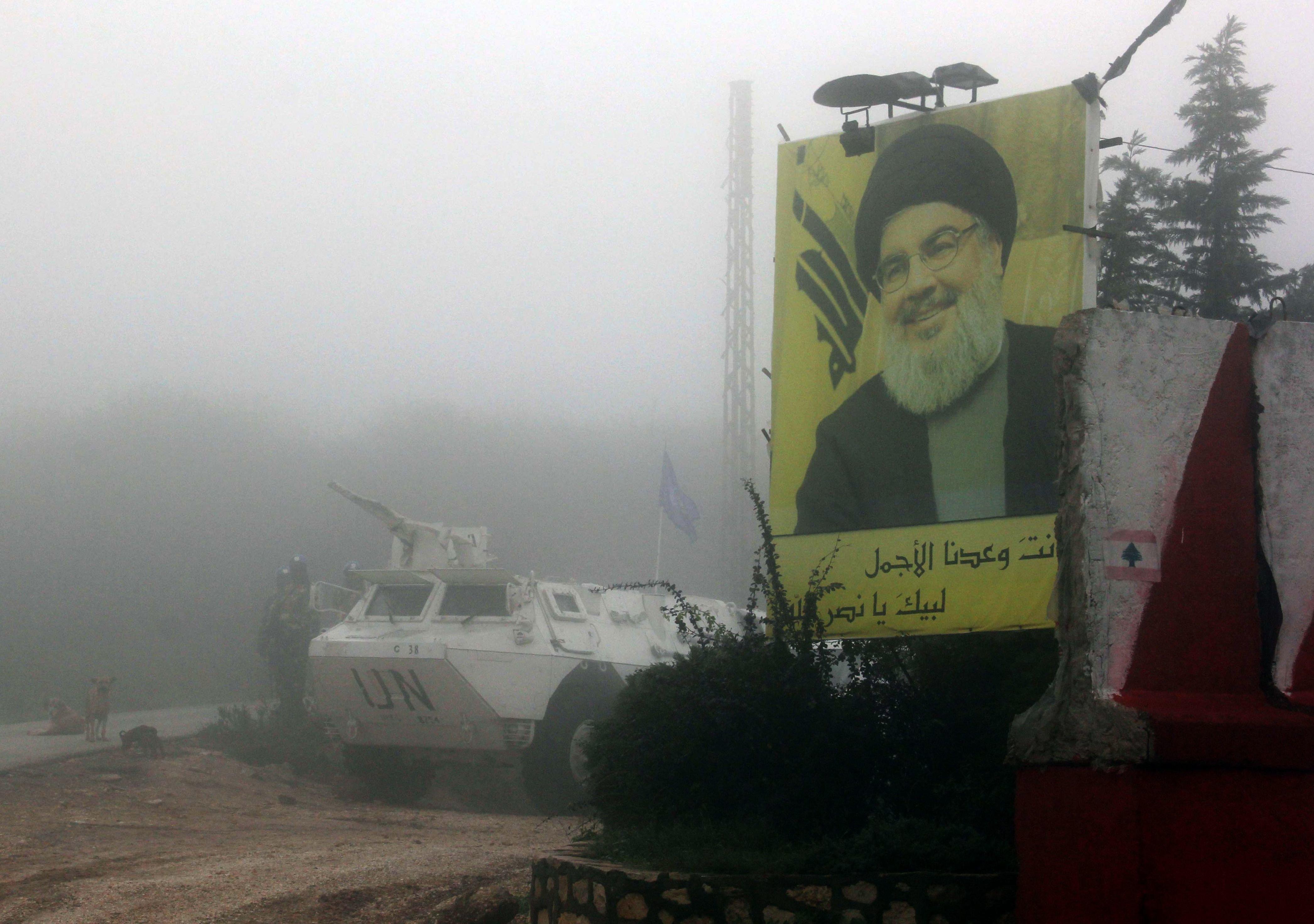 Le Hezbollahmenace: