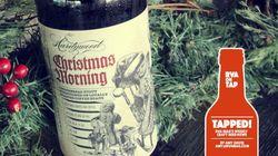 크리스마스에 맛보면 더욱 특별한 맥주