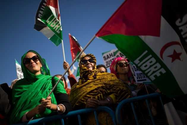 Les sahraouis rejettent toute solution en dehors de l'exercice de leur droit à