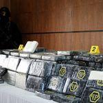 La BCIJ saisit une tonne de cocaïne et arrête 7
