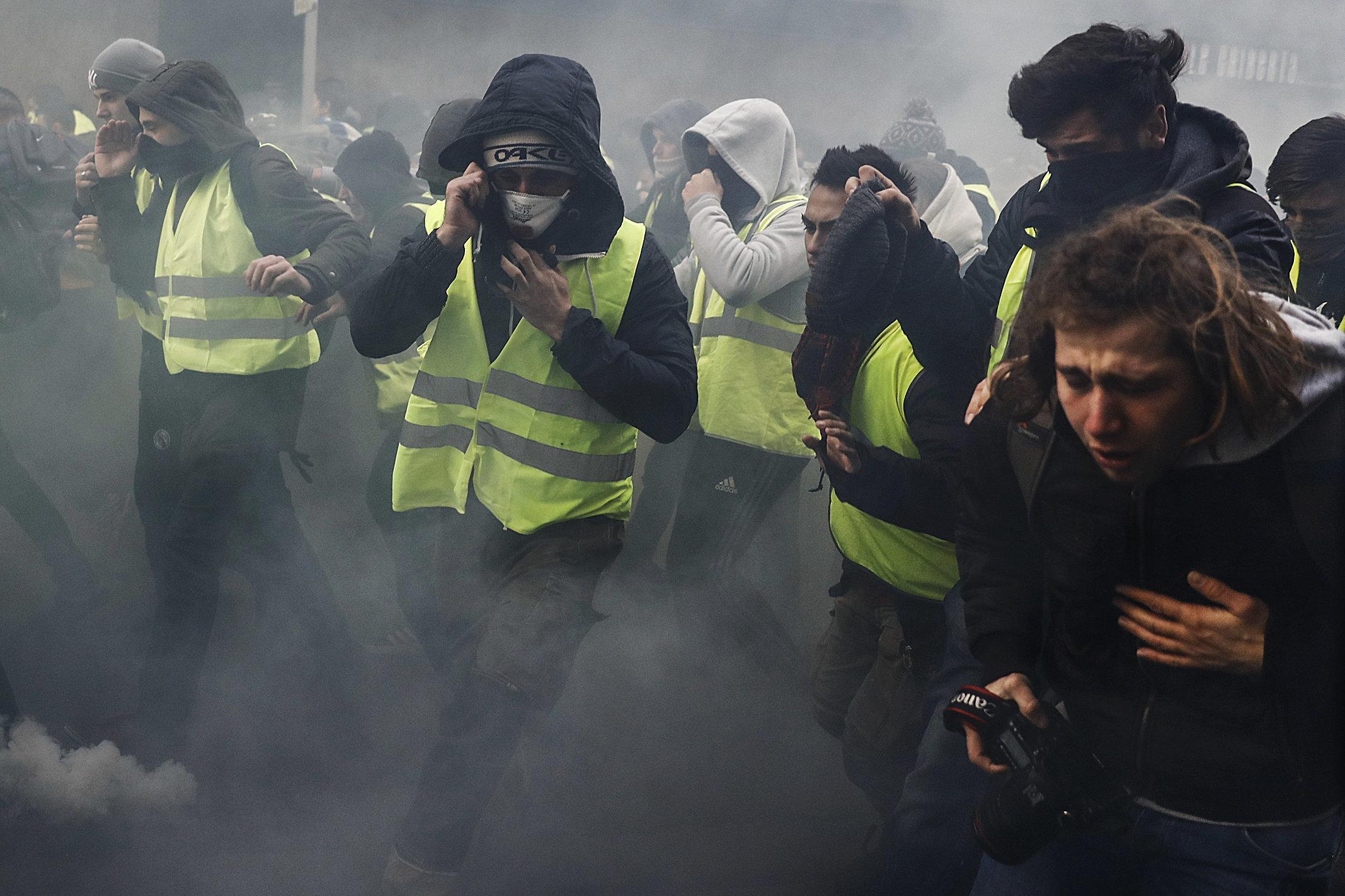 """Wie sich die """"Gelbwesten"""" in Frankreich organisieren –und Russland mutmaßlich den Protest"""