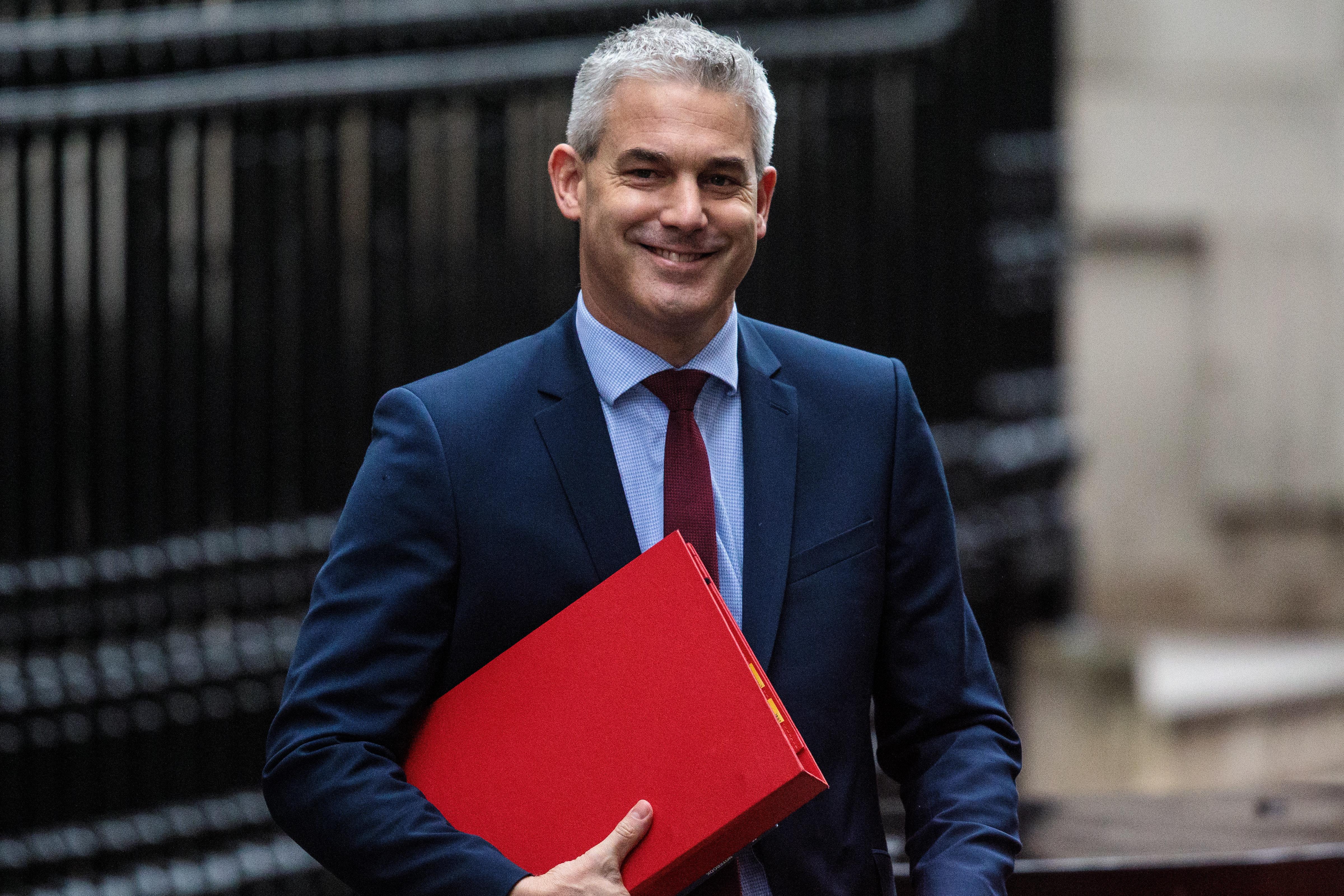 Brexit Secretary Stephen