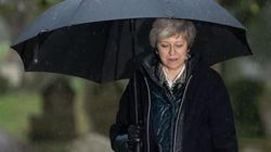 Theresa May Faces Battle To Survive As Crunch Brexit Vote