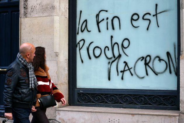 Γαλλία: Διάγγελμα και συναντήσεις με κοινωνικούς εταίρους λόγω «κίτρινων γιλέκων» από τον