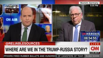 Carl Bernstein says Donald Trump is cornered for the first time in his life