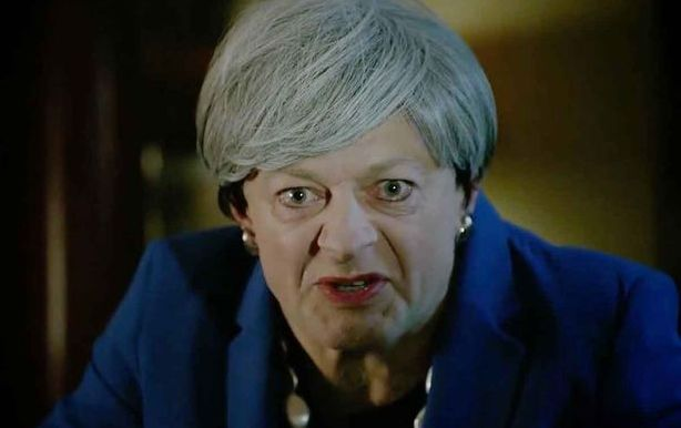 Andy Serkis Revives Gollum To Mock Theresa May's Brexit Deal In Extraordinary