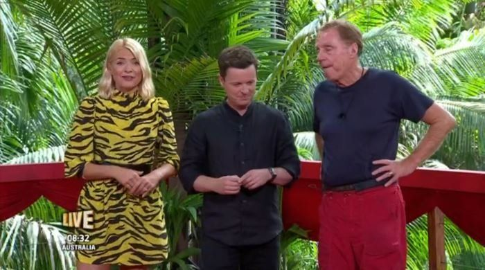Harry Redknapp Had 'I'm A Celebrity' Wrapped Up From The Start, But He's Still The Perfect King Of The Jungle - HuffPost