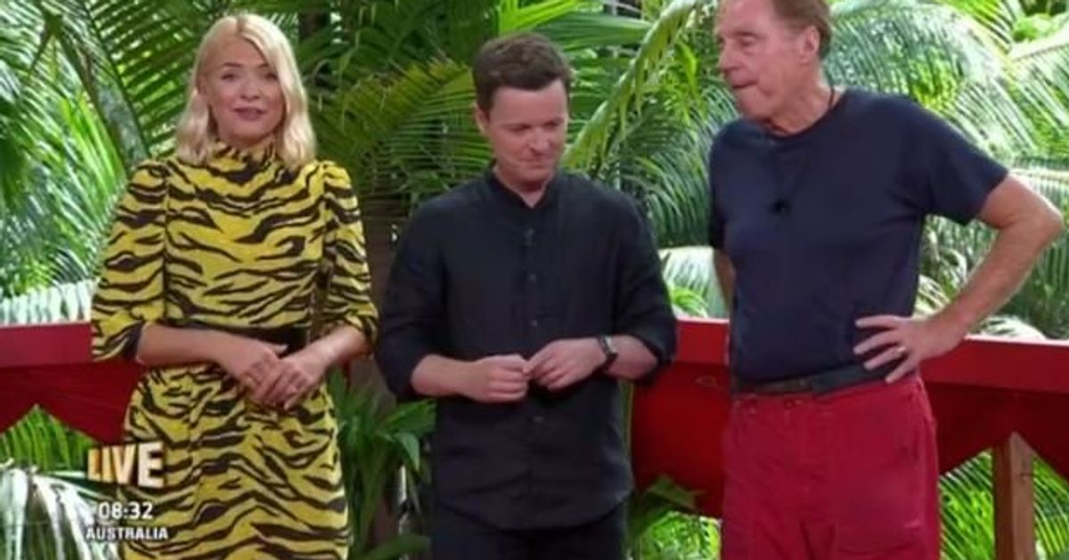 Harry Redknapp Had 'I'm A Celebrity' Wrapped Up From The Start, But He's Still The Perfect King Of The Jungle - HuffPost Verdict