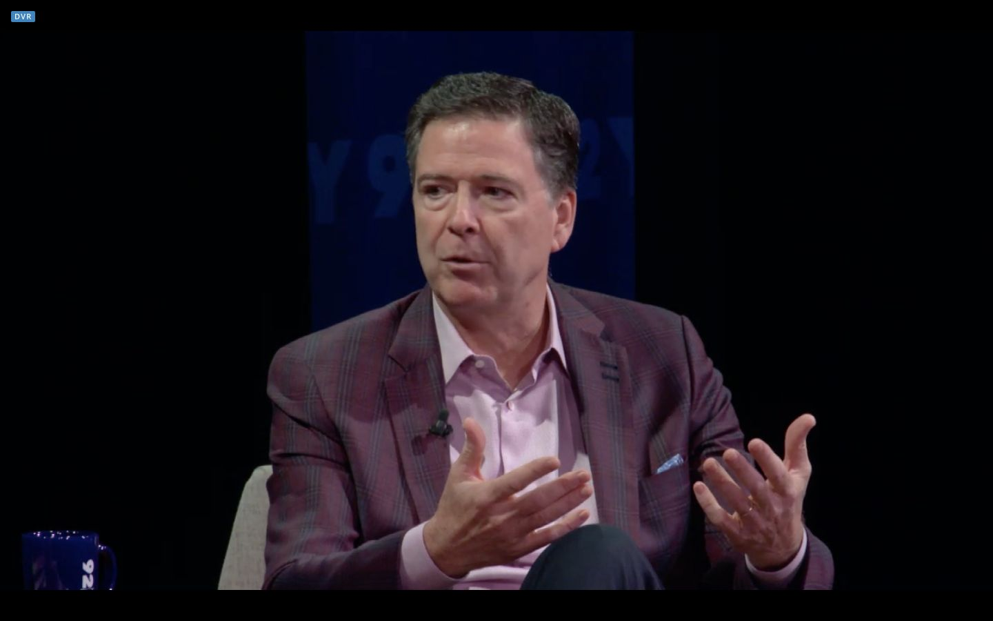 James Comey at 92 Street Y